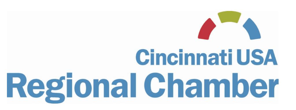 Cincinnati USA Regional Chamber's Logo