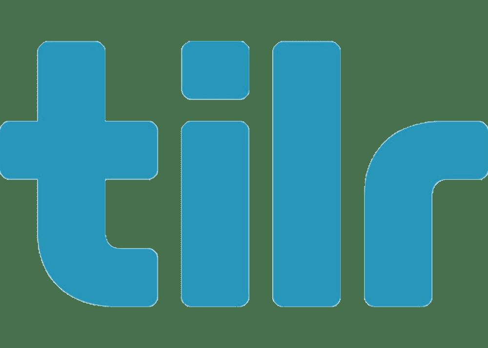 tilr's logo