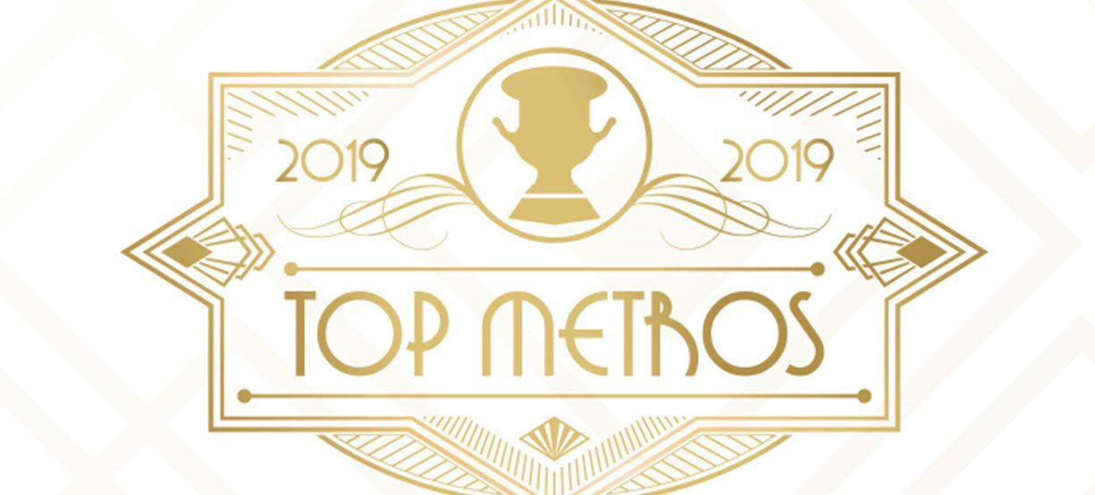 Top Metros Logo