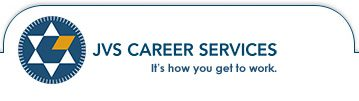 JVS Career Service Logo (opens in a new tab)
