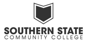 Southern State Community College Logo (opens in a new tab)