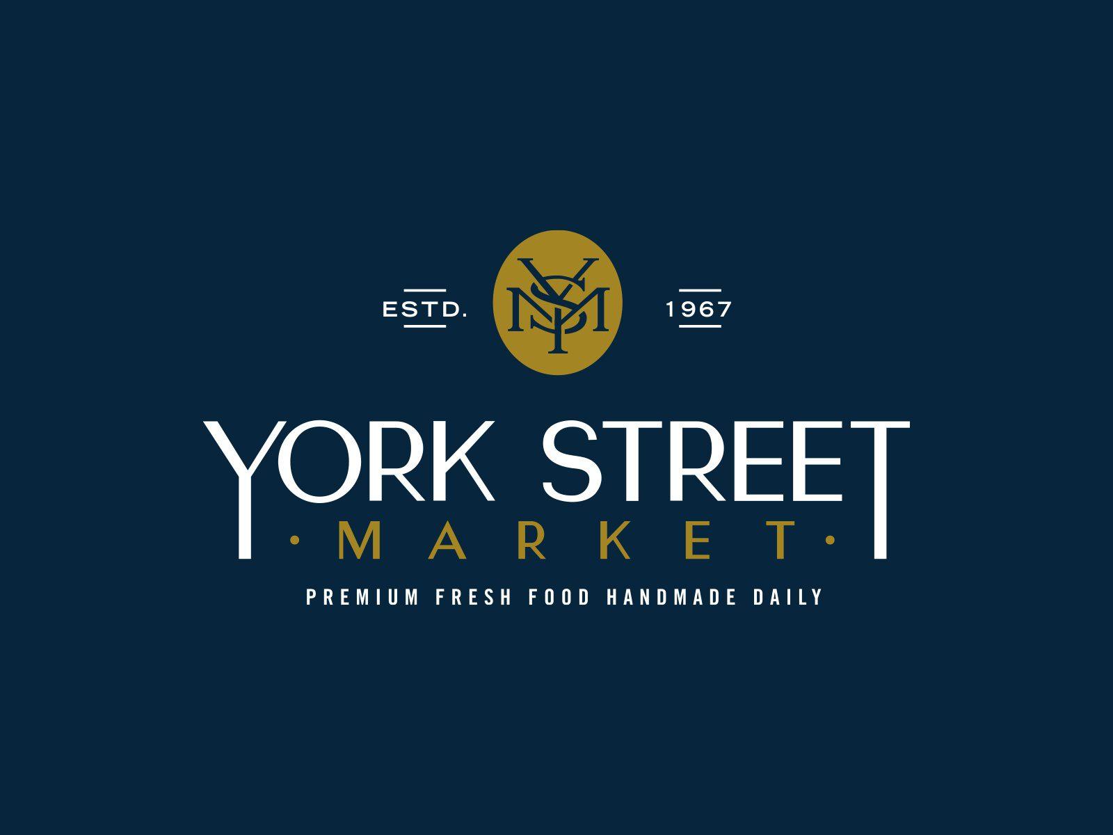York Street Market Logo