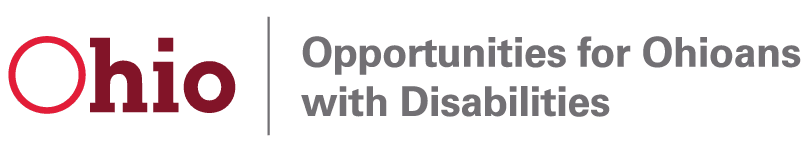 Opportunities for Ohioans with Disabilities Logo